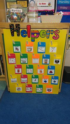 Kindergarten Schmindergarten ---so many good ideas for organization!
