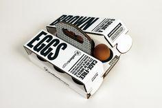 6 brown egg es un proyecto de packaging diseñado por Sarah Machicado para 6 huevos organicos de tamaño largo. Es un empaque previsto para...
