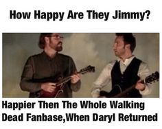 How Happy Are They, Jimmy?...