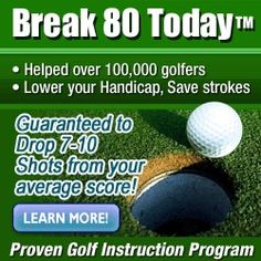 Drop 7 to 10 shots from your average score http://golfswingreview.info/