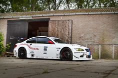BMW M3 E92: Rennbolide Deluxe!  http://www.autotuning.de/bmw-m3-e92-rennbolide-deluxe/ BMW, E92, M3, Performance, Rennwagen