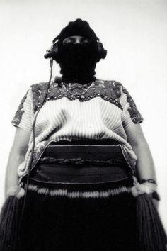 """La locutora de Radio Insurgente. RI es una estación producida por el Ejército Zapatista de Liberación Nacional, totalmente desligada del mal gobierno mexicano. ★http://radioinsurgente.org★ Actualmente el sitio no es activo, pero la radio """"La Voz de los sin Voz"""" y está siempre activa ! En la web puedes escuchar las grabaciones de Radio Zapatista ★http://radiozapatista.org★"""