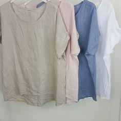#camicia #lino #piu #coloriiii #valeria #abbigliamento