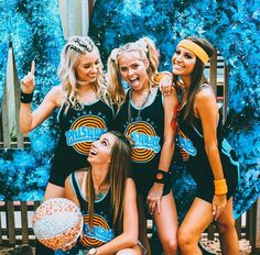 ★emmacassel★ Sorority Bid Day, Sorority Sisters, Sorority Life, College Sorority, College Fun, College Girls, College Life, Bff Pictures, Best Friend Pictures