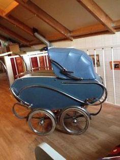 Antieke kinderwagen Mutsaerts