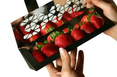 Strawberry Packaging 1