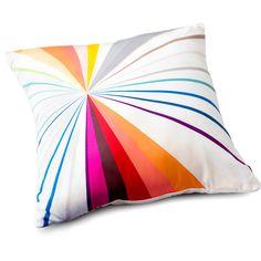 Novogratz Color Wheel Decorative Pillow