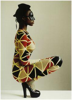 Vivienne Westwood 1989 by Cindy Palmano