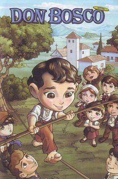 Don Bosco. el saltinbanqui del Señor.