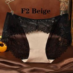 Hot Sell 2017 Cheap New Best Quality Cotton Women's Panties Grils Underwear Fashion Sexy Ms Lace Briefs Shorts Woman Underpant