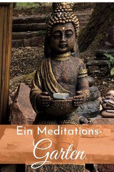 Meditation, Diy Inspiration, Cluster, Buddha, Gardening, Yoga, Statue, Woodland Garden, Garden & Outdoor