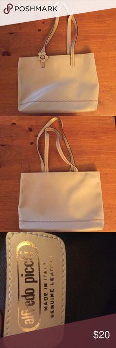 Alfredo picchi genuine leather tote bag Like new! genuine leather tote Bags Totes