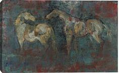 Gallery Direct Fine Art Prints: Paddock Ii by Maeve Harris