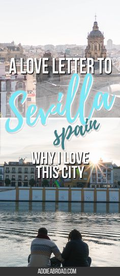 I am in love with Sevilla. This unassuming city in southern Spain is absolutely beautiful and packed with life. Here's why you should go and fall in love with it too. via @addieabroad
