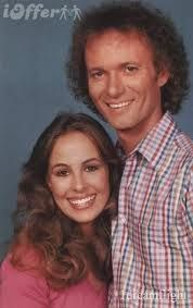 "Luke and Laura of ""General Hospital"""