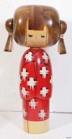 Image result for sosaku kokeshi dolls