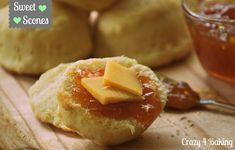 Scones - Main Pics Buttermilk Rusks, Rusk Recipe, Cooking Oil, Muesli, Scones, Baked Potato, Chicken Recipes, Oven, 2 Eggs