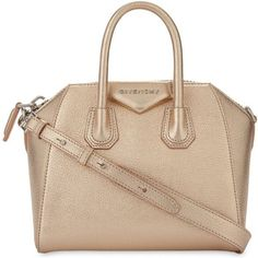 508fb1ce0d2b Givenchy Antigona leather tote (€1.205) ❤ liked on Polyvore featuring bags