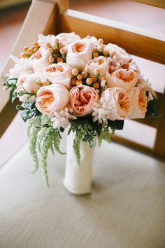 bridal bouquet; photo: Josh Elliott Photography