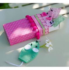 Kids' Crafts: Matchbox mice puppets | Woman's Weekly