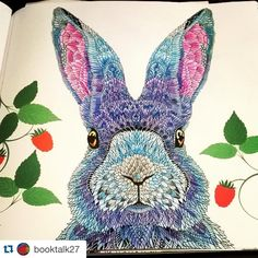 «Cute!!!! By @booktalk27 #Repost @booktalk27 with @repostapp. ・・・ My Hare from…