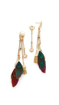 GAS Bijoux Sioux Earrings