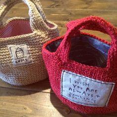 雑貨 麻編みバッグのインテリア実例 | RoomClip (ルームクリップ)