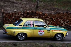 cool Rallye Wiesbaden 2018 - Team von KFZ-Friedrichs am Start