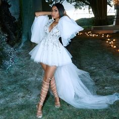 """73.4k Likes, 250 Comments - H&M (@hm) on Instagram: """"What does @nickiminaj prefer? Ugly christmas sweaters or sultry santa dresses? We asked the queen…"""""""