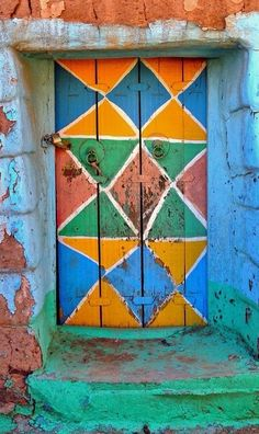 Asir, Saudi Arabia door