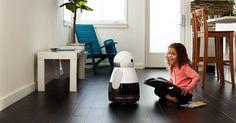 Kuri – The Adorable Home Robot