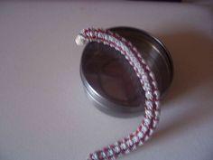 Armband mit Duo beads