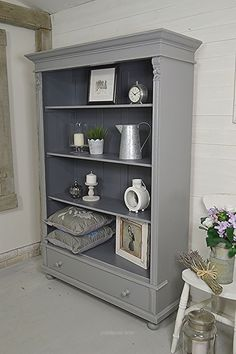 ideas master rustic shabby chic Why not add some unique storage in your home, with this rustic bookcase from Holland. Shabby Chic Living Room, Rustic Shabby Chic, Shabby Chic Bedrooms, Shabby Chic Kitchen, Shabby Chic Homes, Kitchen Rustic, Shabby Vintage, Rustic Style, Trendy Bedroom