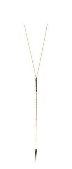{ alexis russell lariat necklace }