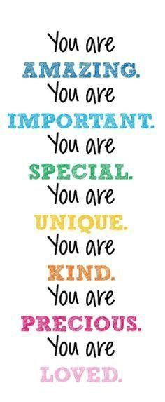 Inspirational Quotes for Kids from Teachers – Quotes Words Sayings Motivacional Quotes, Great Quotes, Quotes To Live By, Motivational Sayings, Motivational Quotes For Children, Love Quotes For Kids, Kids Inspirational Quotes, You Are Awesome Quotes, You Are Special Quotes