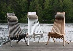 "EcoFurn - ""EcoChair"" Nordic Design From Nature Garden Seating, Garden Chairs, Garden Furniture, Diy Furniture, Outdoor Furniture Sets, Furniture Design, Restaurant Am Wasser, Outdoor Chairs, Outdoor Decor"