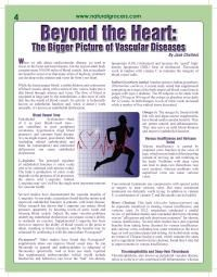 Beyond the Heart: The bigger picture of vascular diseases Natural Grocers, Vascular Disease, Ldl Cholesterol, Sale Flyer, No Rain, Big Picture, Heart, Hearts