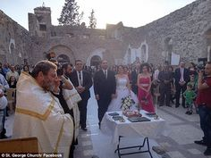 Middle East: Syrian and Turkish Wedding Couples to Remember