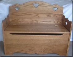 wooden toy box | Wooden toys chest - exquisite quality Amish handmade wooden toy chest ...