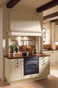 landhausküche englisch: die landhausküche im cottage-stil, Esszimmer