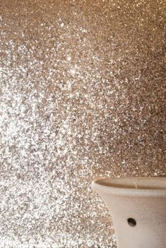 Rose Goldglitter Paint For Walls