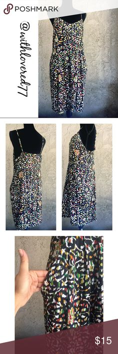 Mossimo Eclectic Sundress With Pockets Size 16 🌻 Mossimo Eclectic Sundress With Pockets Size 16 🌻 Material Rayon 🌻 Machine Washable Mossimo Supply Co. Dresses