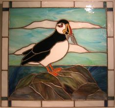 stained-glass Stained Glass Birds, Stained Glass Panels, Stained Glass Projects, Stained Glass Patterns, Slumped Glass, Fused Glass, Mosaic Glass, Glass Art, Sculpture Art