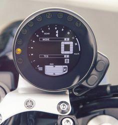 2016 Yamaha XSR900: The Yamaha's Sport Naked Just Got A Whole Lot More Stylish