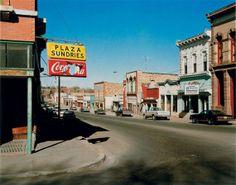 Sundries, Las Vegas, New Mexico, 1989 — Wim Wenders