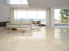 69 Ideas Kitchen Backsplash Travertine Floors For 2019 Home Interior Design, Living Room Flooring, Flooring, Travertine Floors, Floor Tile Design, House Flooring, Living Room Tiles, House Interior, Tile Floor Living Room