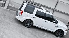The RS (Discovery) for Land Rover Discovery 2009 - 2013 by Project Kahn, including Pair of Vented Front Air Dams and Pair of Vented Rear Air Dams New Land Rover, Land Rover Defender, Land Rover Discovery 2015, 2015 Honda Fit, Kahn Design, Range Rover Supercharged, Range Rover Sport, Range Rovers, Bmw Alpina