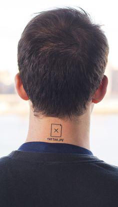 Tattoo.jpg. Design by Adam J. Kurtz for Tattly temporary tattoos.