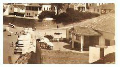 São Pedro de Moel - Portugal - O Casino  inaugurado em 1931, foi ponto de encontro de residentes e veraneantes. Centro de actividades culturais e recreativas, nele se apresentaram espectáculos musicais, teatro, cinema, etc. Em 1966, para permitir a construção dos acessos às piscinas da Promoel, a construção de instalações sanitárias e balneários, e do café da praia, o Casino foi demolido.