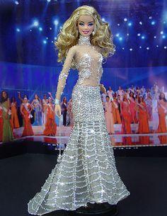 Barbie NiniMomo's Miss Maryland 2009